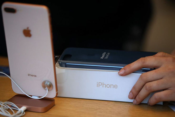 iPhone sử dụng pin cũ sẽ cho hiệu suất làm việc thấp hơniPhone sử dụng pin cũ sẽ cho hiệu suất làm việc thấp hơn