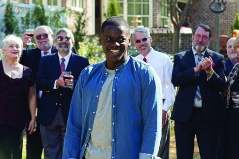 """Phim kinh dị Get Out của đạo diễn Jordan Peele """"rộng đường"""" đến giải Oscar năm nay"""
