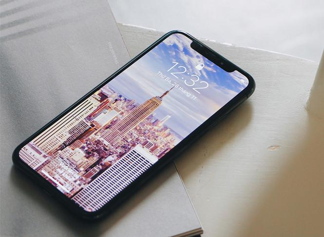 iPhone X đang bán tại Việt Nam mang mã VN/A