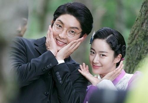Lee Jun Ki và Jeon Hye Bin