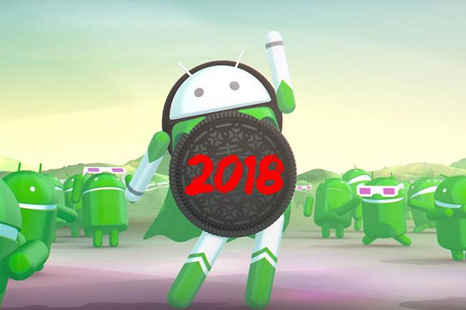 2018 hứa hẹn xuất hiện nhiều hơn nữa các tính năng mới sau khi nó được hoàn thiện