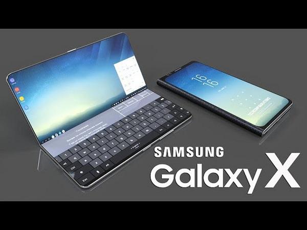 Hình ảnh rò rỉ về chiếc Galaxy X của Samsung