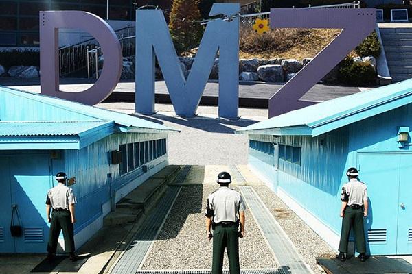Khu vực phi quân sự DMZ