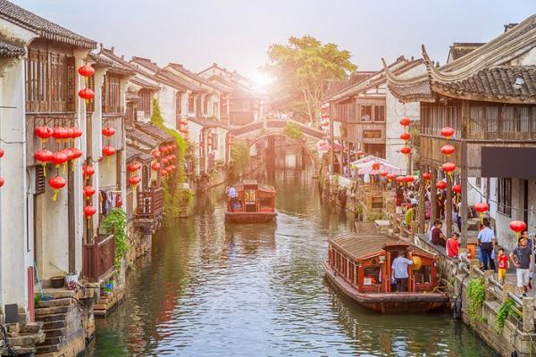 Tô Châu, Trung Quốc