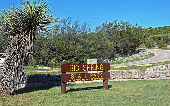 Công viên quốc gia Big Spring mang lại cảm giác mát mẻ vào mùa hè nóng nực của tiểu bang Texas