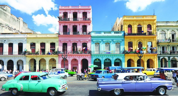 Đất nước Cuba cổ kính