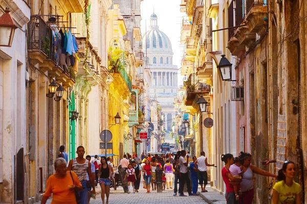 Vẻ đẹp của Cuba