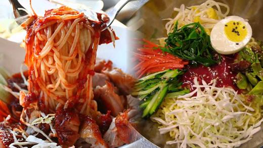 Những món ăn của Hàn luôn thu hút