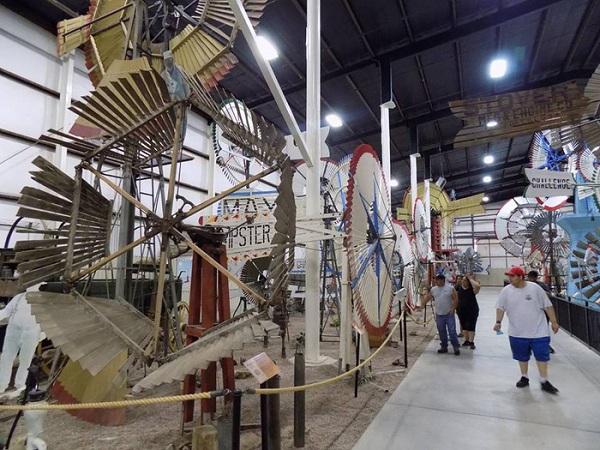 Bảo tàng có nhiều cối xay gió nhất (Lubbock, Texas